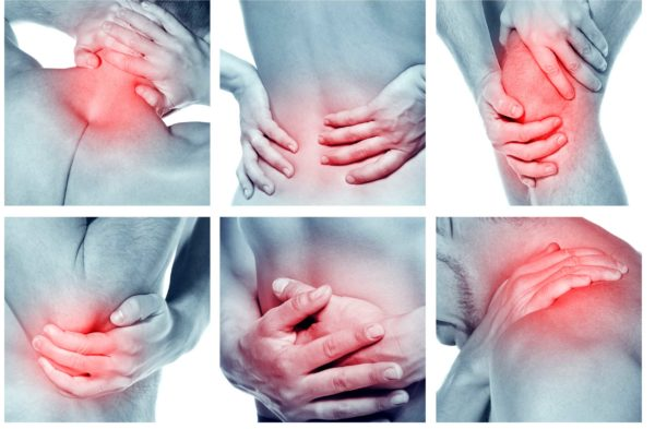Chronic Pain Conditions Image